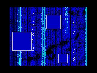 [screenshot of Blue]