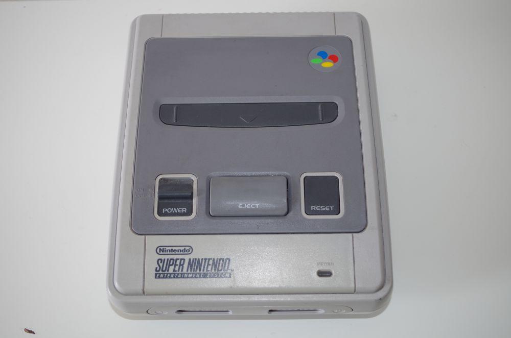 Image for the Nintendo SNES/Super FamiCom platform