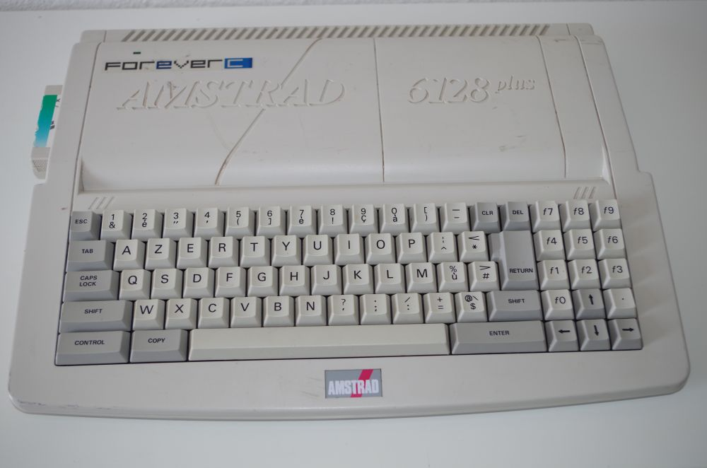 Image for the Amstrad Plus platform