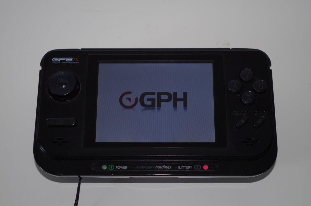 Image for the Gamepark GP2X platform