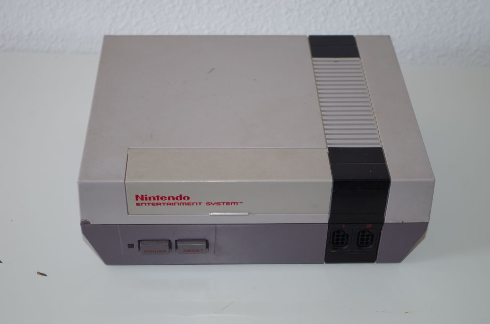 Image for the Nintendo Entertainment System (NES) platform