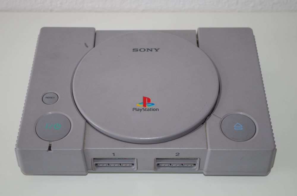 Image for the Sony Playstation 1 (PSX) platform