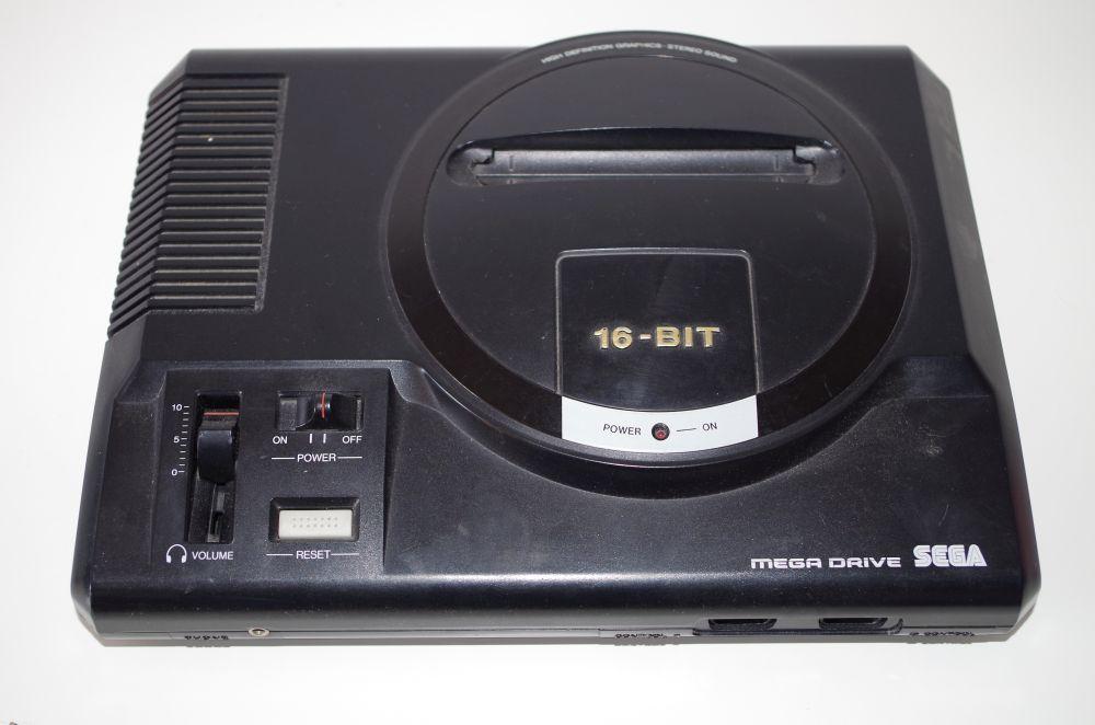 Image for the Sega Megadrive/Genesis platform