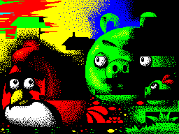 [screenshot of Angry Pigs]
