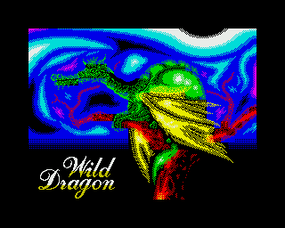 [screenshot of Wild Dragon]