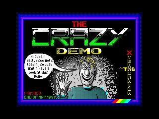 [Screenshot - Crazy Demo]