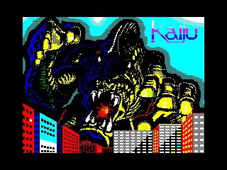 [screenshot of Kaiju]