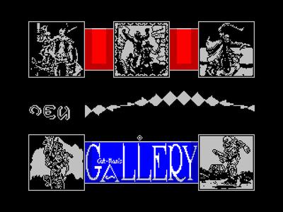 [Screenshot - Cat-Man's Gallery]