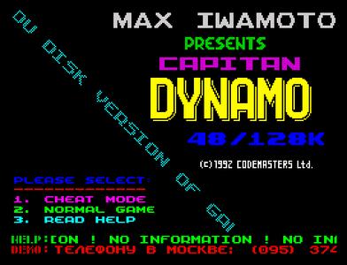 [Screenshot - Capitan Dynamo]