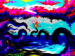 [screenshot of Burning Tail]