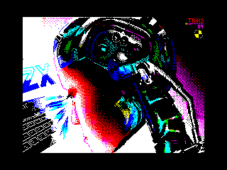 [screenshot of ZX Cyber]