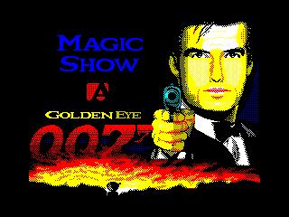 [Screenshot - Magic Show]