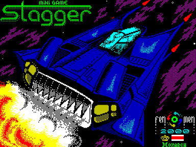 [screenshot of Stagger]