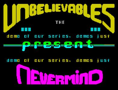 [Screenshot - Nevermind]