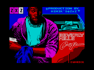 [Screenshot - Beverly Hills Cop Demo 2]