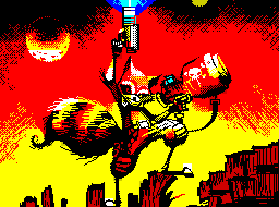 [screenshot of Rocket Raccoon]