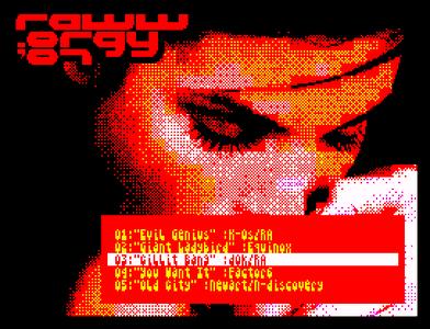 [Screenshot - Raww.orgy 2007 Player]