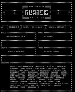 scene org file archive :: nce-ascii_deadline16 nfo
