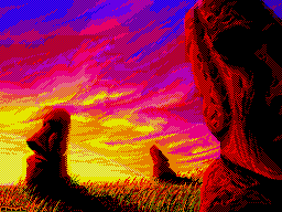 [screenshot of oldsCool (Scene Island)]