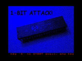 [Screenshot - 1-Bit Attack]