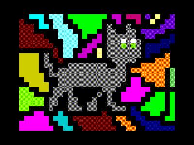 [Screenshot - Cat's Delirium]