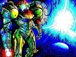 [screenshot of Mercenary 2: Samus Aran Forever]