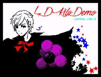 [Screenshot - CS 4D KiloDemo]