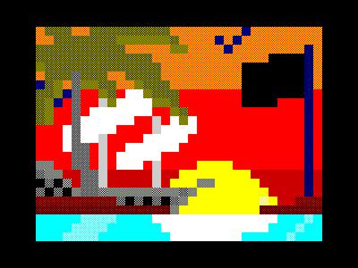 [screenshot of Pirate harbor]