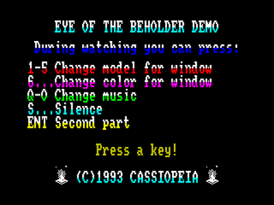 [Screenshot - Eye of the Beholder]