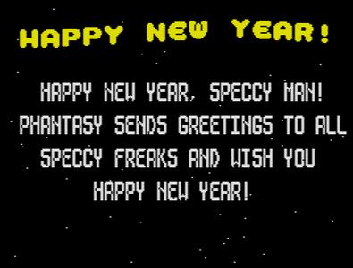 [Screenshot - Happy New 1997 Year]