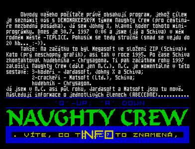 [Screenshot - Naughty Crew Info]