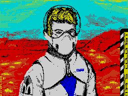 [screenshot of Mars Colonist]