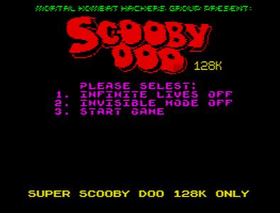 [Screenshot - Scooby Doo]