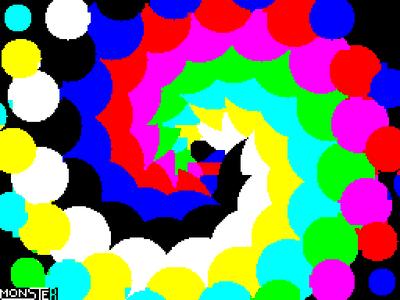 [Screenshot - Rainbow Dragon]