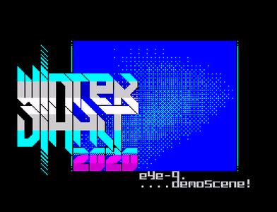 [screenshot of DiHalt Winter 2020 invitation]
