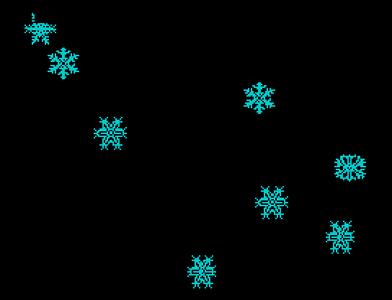[screenshot of Fall of Snow]