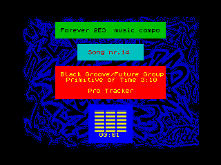 [screenshot of Primitive Of Time-Forever Version]