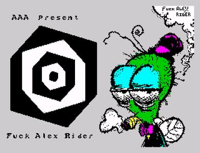 [Screenshot - Fuck Alex Rider]