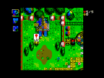 [Screenshot - Fantasy Warrior 2 ZX]