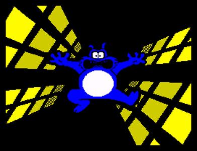 [screenshot of Psycho Sonic]