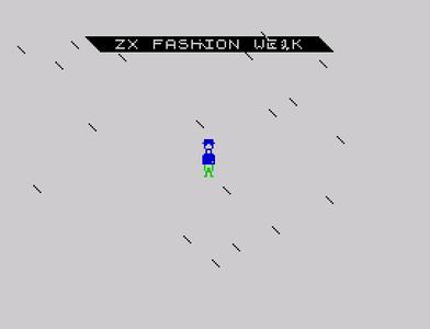 [screenshot of ZX Fashion We1k]