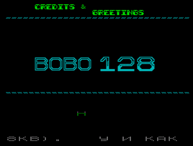 [Screenshot - Bobo 128k]