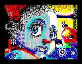 [screenshot of Snowman]