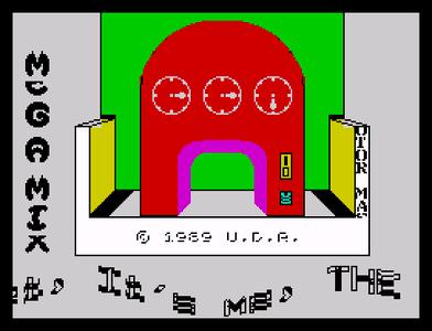[Screenshot - MegaMix Demo 128]