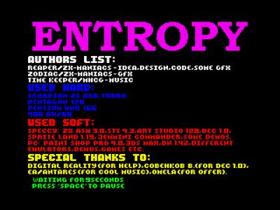 [screenshot of Entropy]