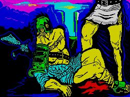 [screenshot of Warriors]