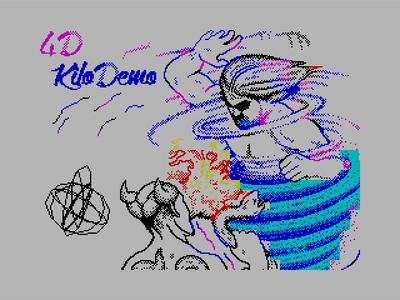 [Screenshot - 4D KiloDemo]