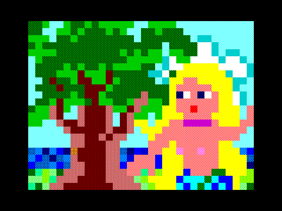 [screenshot of Mermaid and Tree]
