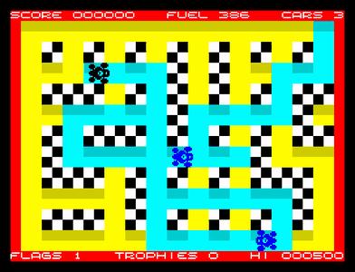 [screenshot of Turbomania]