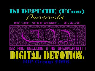 [Screenshot - Digital Devotion]